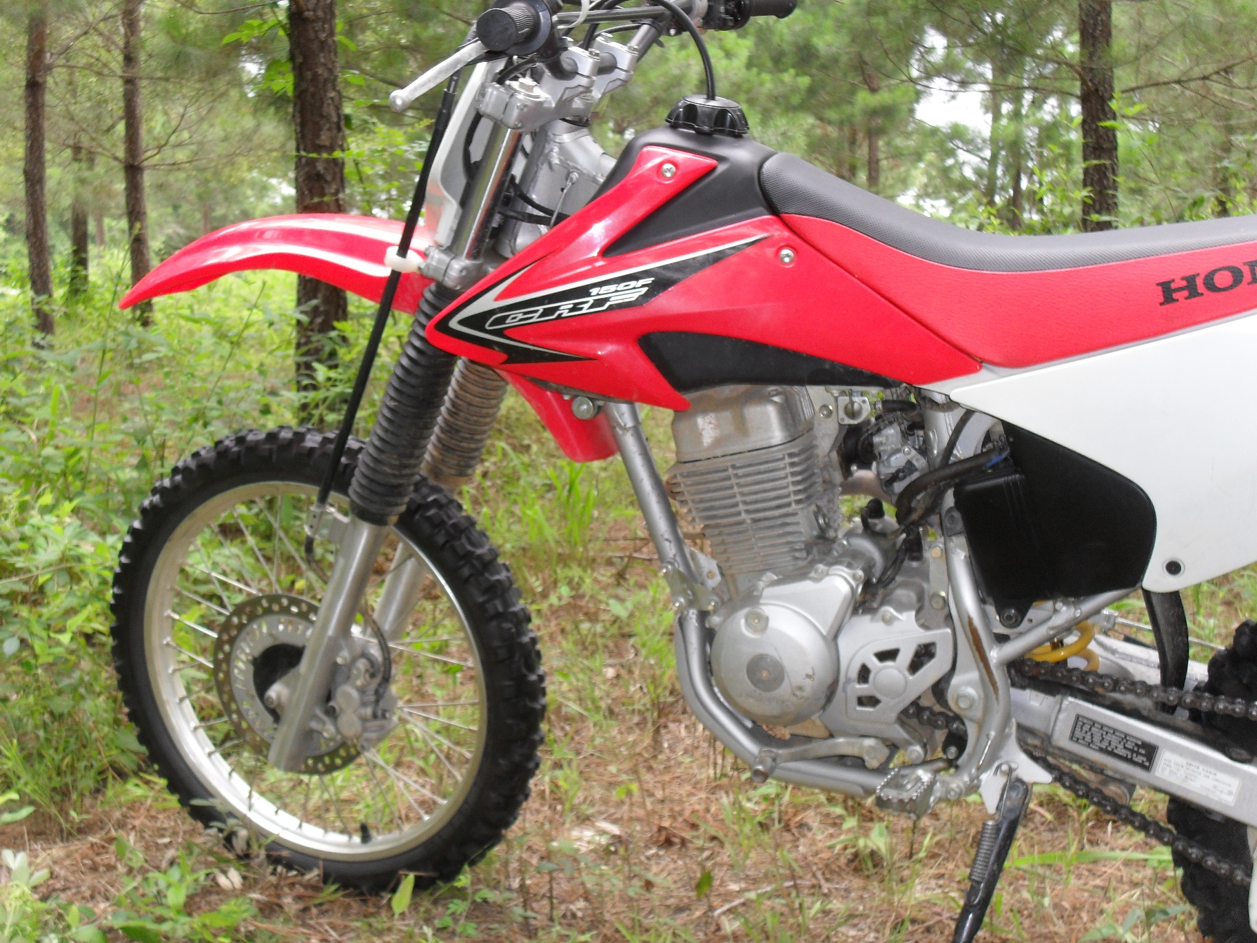 Riding A Crf150 A Psyco Used Bike Test Ride Motopsyco