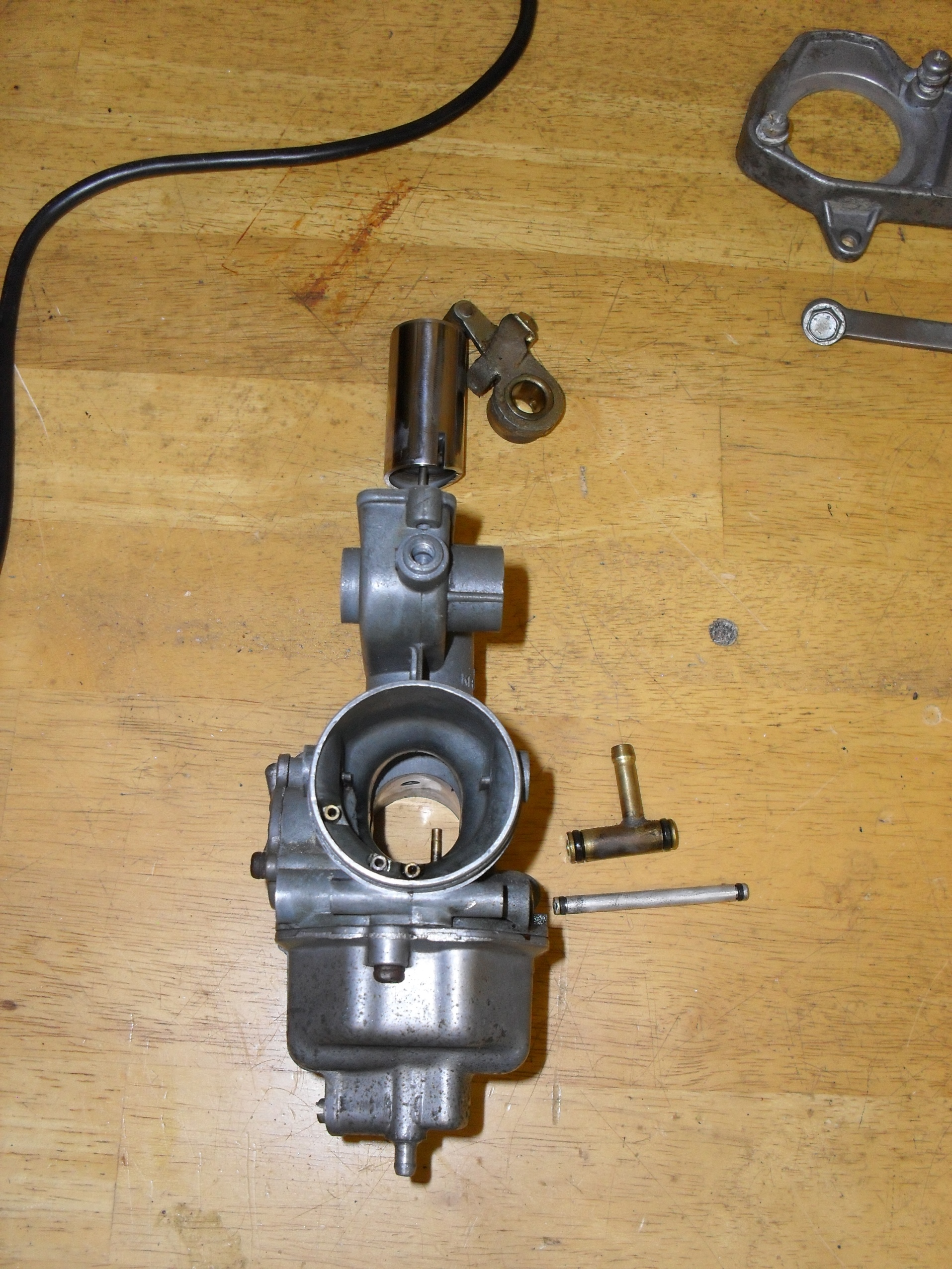 Honda Motorcycle Carburetor Parts