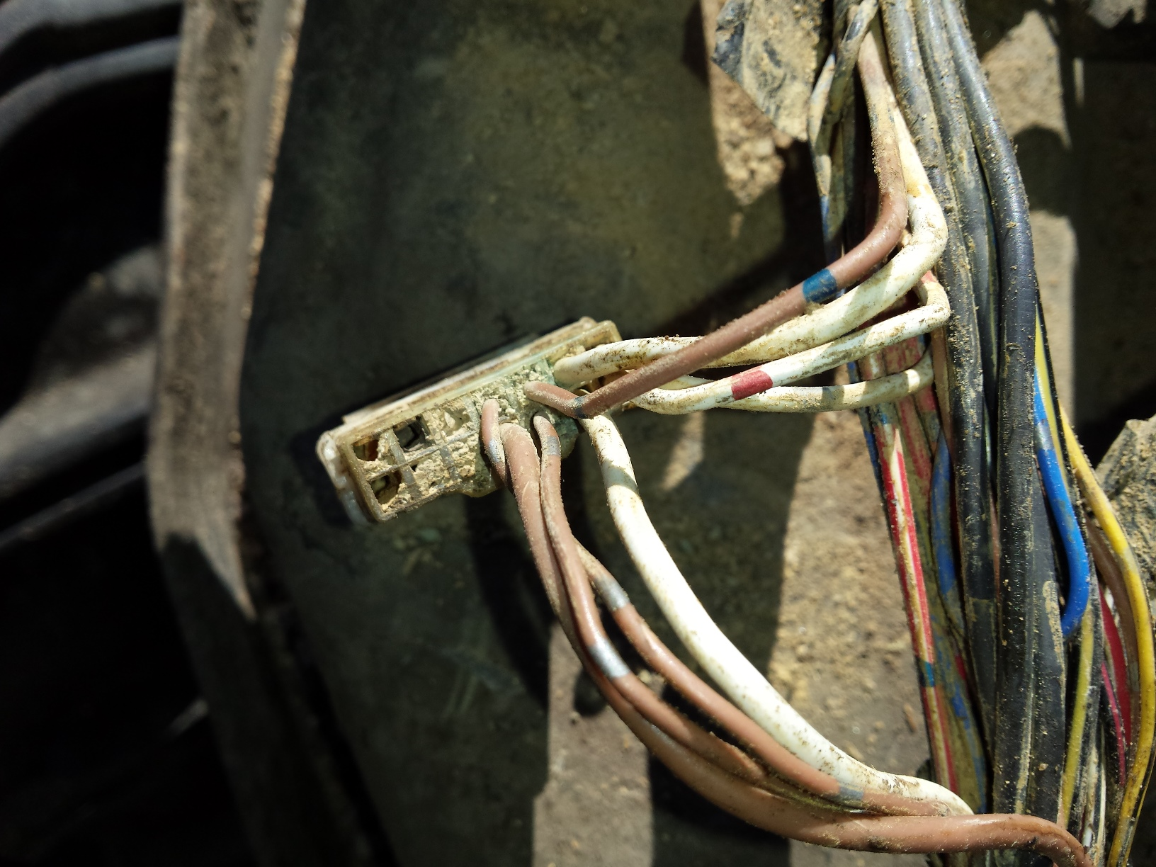Electrical Wiring Of Kawasaki Klt200