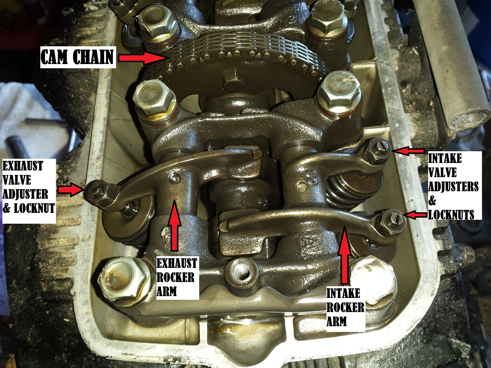 5idc1 Buick Regal Custom Will Not Start in addition 61A4168A0A0 as well Diagnosing Faults In Automatic Transmission further Honda Cm400 Valve Adjustment furthermore Honda vt 1100 c shaddow 1986. on honda magna engine diagram