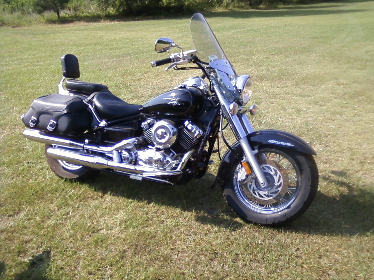 Yamaha Vstar  For Sale Near Me