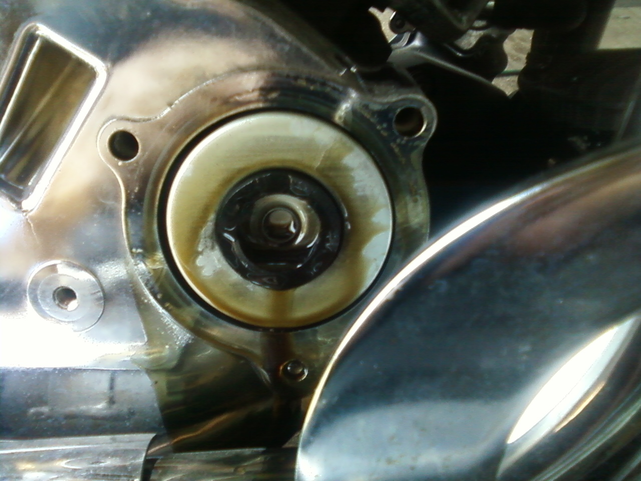 Yamaha V Star Clutch Friction Zone