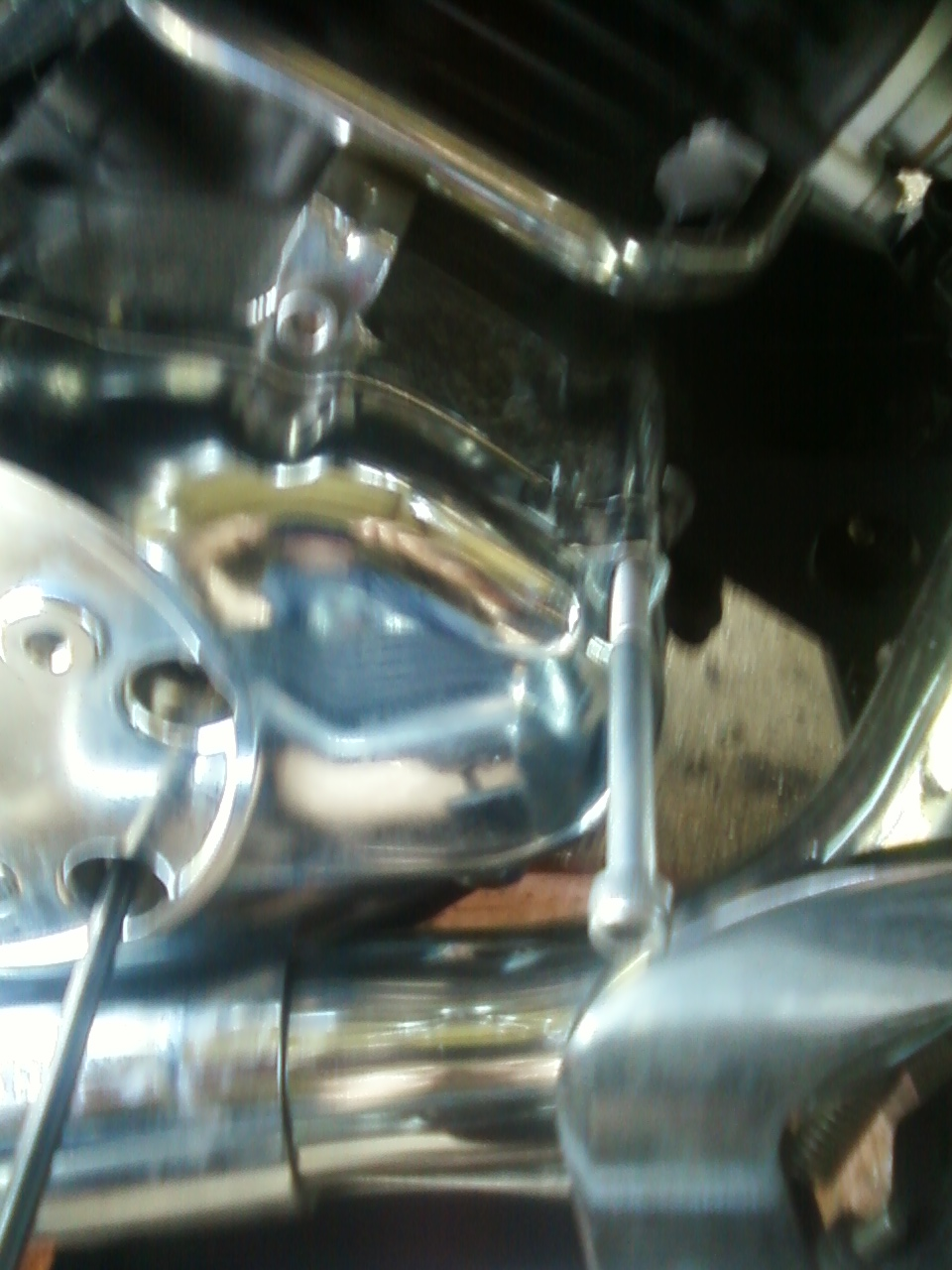 Yamaha Bolt Oil Weight