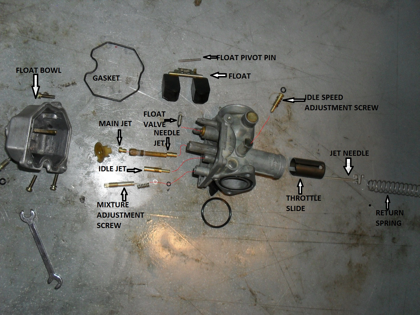 Dirtbike Carb 101 Part 3 Lets Put It Back Together