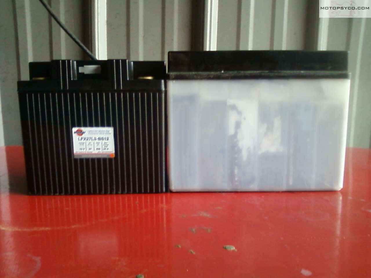 Lithium Motorcycle Battery Pros And Cons
